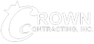 Crown Contracting, Inc Logo