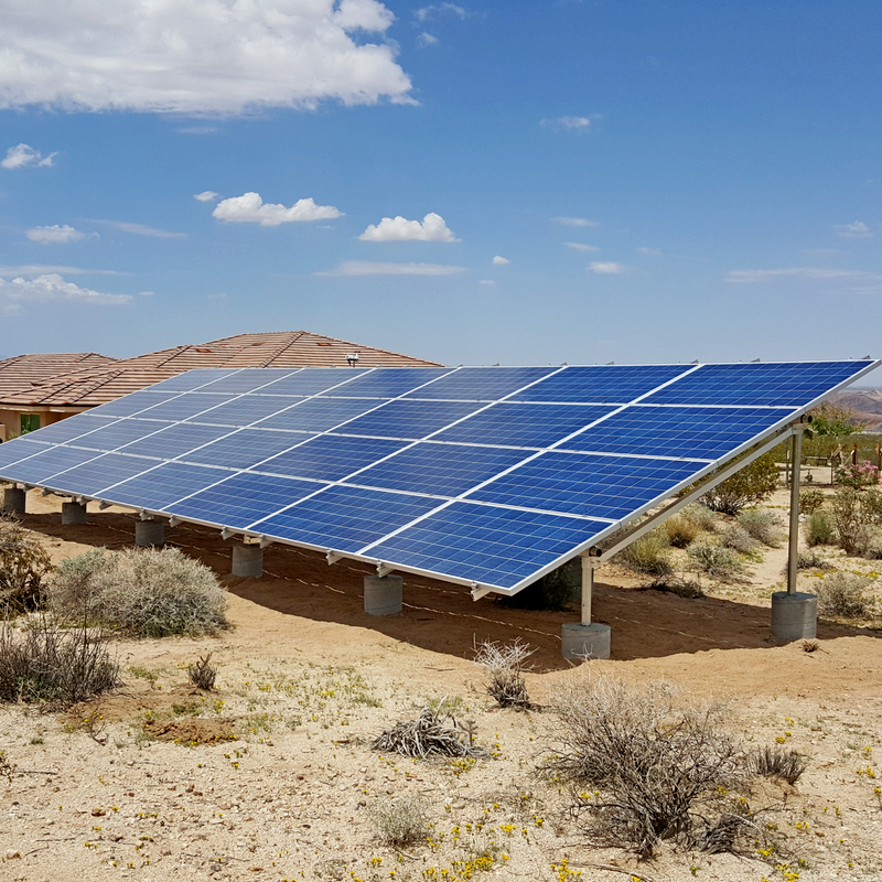 Crown Contracting, Inc solar