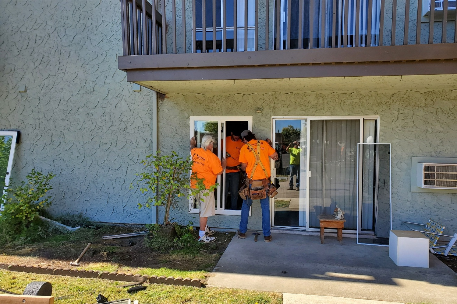 Sutter Village Apartments Remodeling in Yuba City